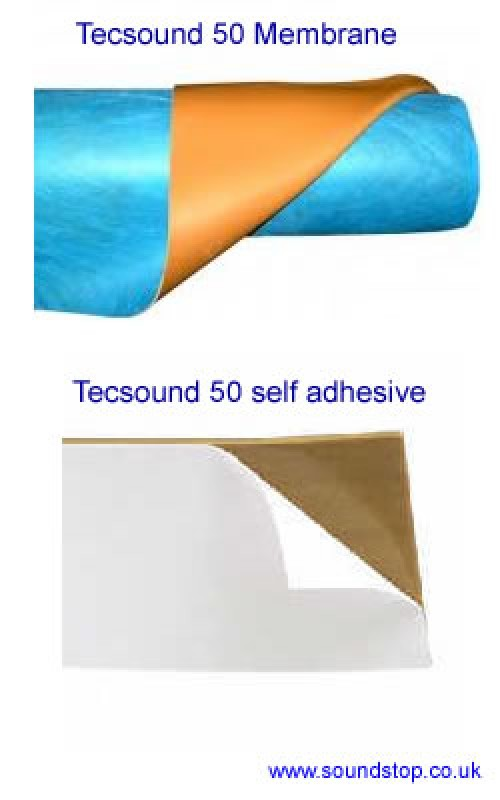 Tecsound 50 membrane